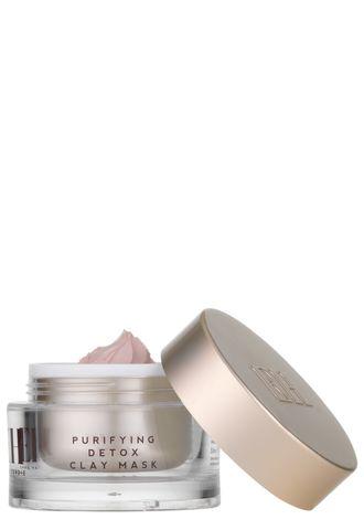 Маска для лица очищающая с розовой глиной Purifying Pink Clay Detox Mask (Emma Hardie)