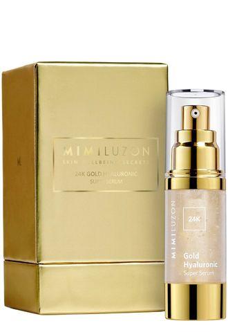 Сыворотка для лица 24K Gold Hyaluronic (Mimi Luzon)