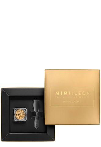 Косметическая пудра для лица 24K Pure Gold Dust (Mimi Luzon)
