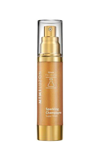 Маска для лица Sparkling Champagne Super Mask (Mimi Luzon)