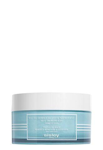 Бальзам для снятия макияжа и очищения кожи с тремя растительными маслами 125 г (Sisley)