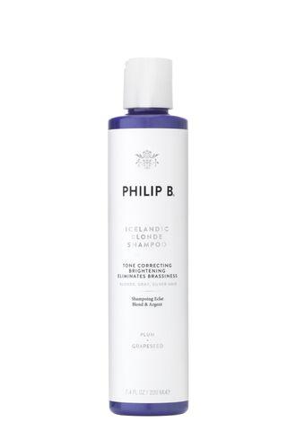 Осветляющий шампунь для волос Icelandic Blonde (Philip B)