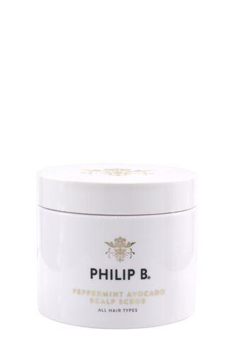 Скраб для кожи головы Peppermint Avocado (Philip B)
