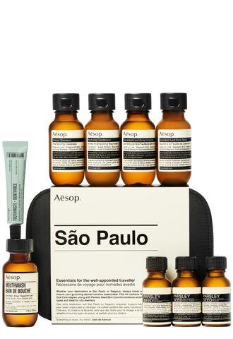 Набор средств для лица и тела Sao Paulo City Kit Parsley (Aesop)