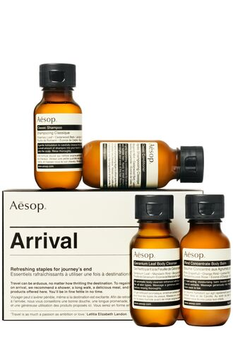 Набор средств для волос и тела Arrival Travel Kit (Aesop)