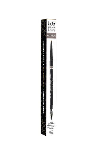 Brows on Point: Blonde ультратонкий водостойкий карандаш для бровей (Billion Dollar Brows)