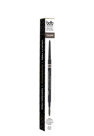 Brows on Point: Taupe ультратонкий водостойкий карандаш для бровей (Billion Dollar Brows)