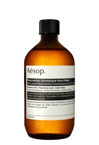 Жидкое мыло для рук с откручивающейся крышкой Resurrection (Aesop)