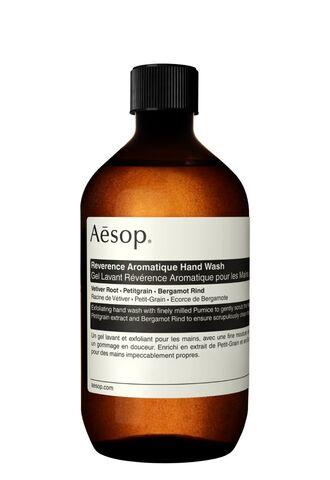Жидкое мыло для рук с откручивающейся крышкой Reverence (Aesop)
