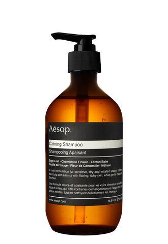 Успокаивающий шампунь для волос (Aesop)