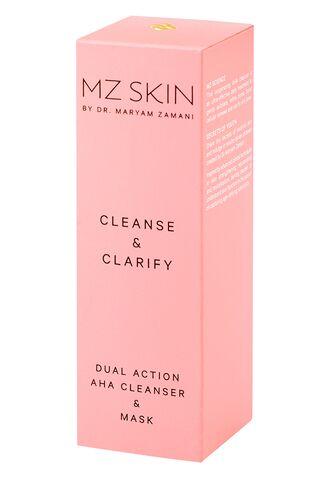 Cleanse & Clarify очищающее средство для лица двойного действия с AHA-кислотами (MzSkin)