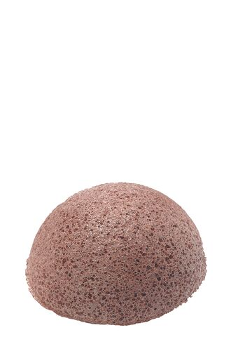 Натуральный спонж конняку с красной глиной (MzSkin)