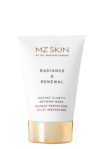 Radiance & Renewal маска для лица мгновенного действия для обновления и сияния (MzSkin)