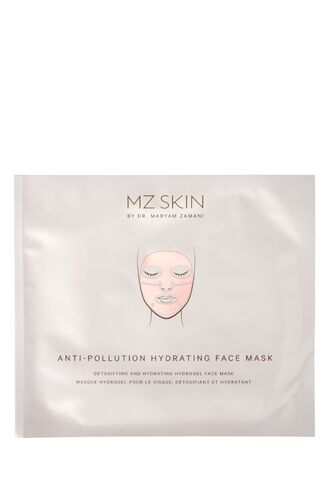 Anti-Pollution набор увлажняющих масок для лица 5 шт (MZ Skin)