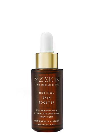 Сыворотка-бустер для лица ночная обновляющая с ретинолом (MzSkin)