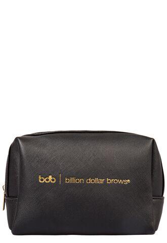 Косметичка черная (Billion Dollar Brows)